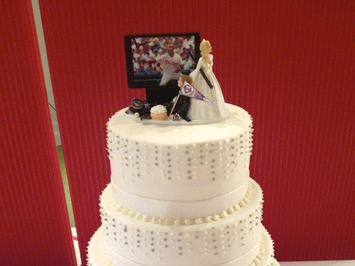 Tmx 1424030559280 Img0978 Haddonfield wedding cake
