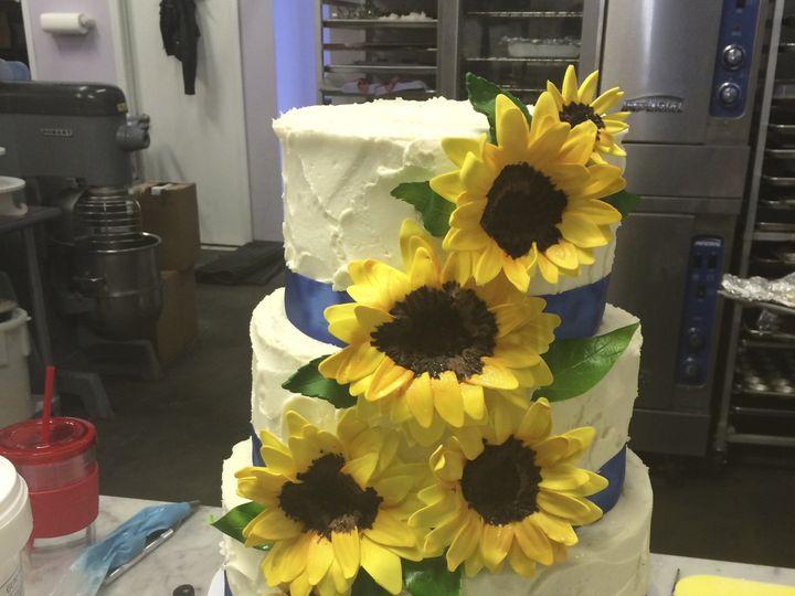 Tmx 1424030612656 Img1135 Haddonfield wedding cake