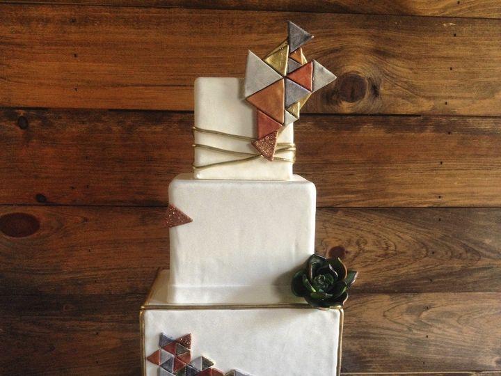 Tmx 1424030695589 Img1301 Haddonfield wedding cake