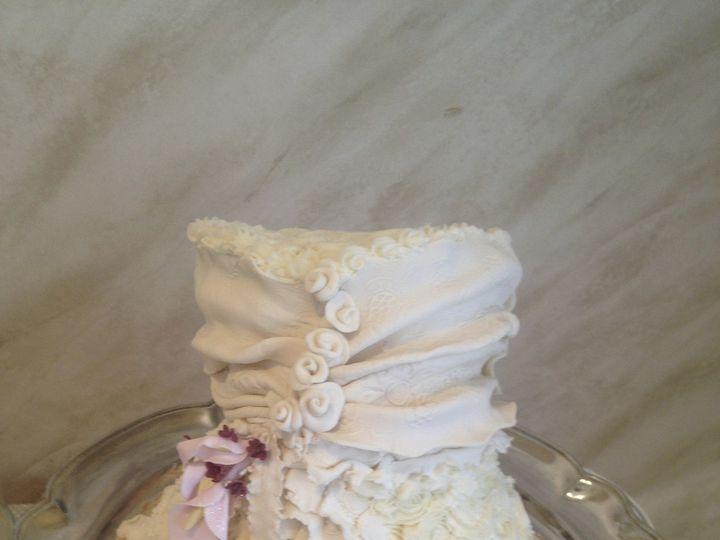 Tmx 1424030753198 Img1498 Haddonfield wedding cake