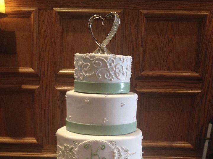 Tmx 1424030800566 Img1575 Haddonfield wedding cake