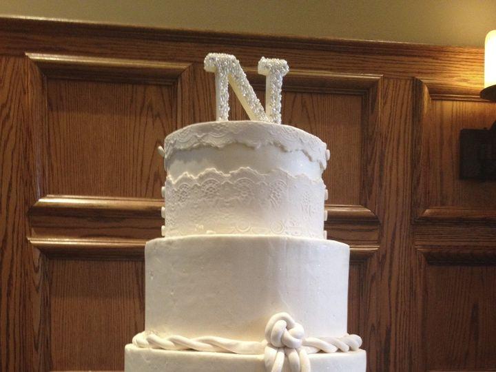 Tmx 1424030817608 Img1577 Haddonfield wedding cake