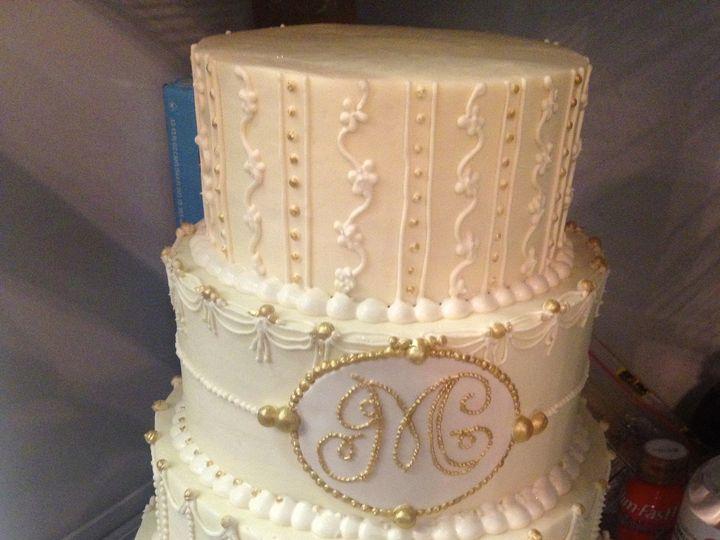 Tmx 1424030838276 Img1597 Haddonfield wedding cake