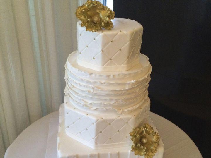Tmx 1424030924773 Img1680 Haddonfield wedding cake