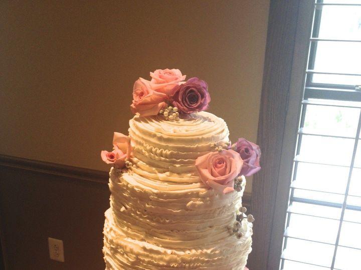 Tmx 1424030953758 Img1710 Haddonfield wedding cake
