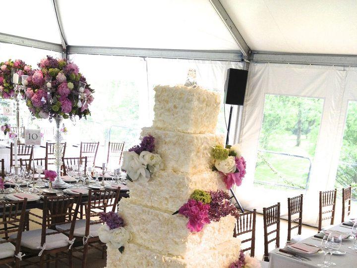 Tmx 1424031003360 Img1755 Haddonfield wedding cake