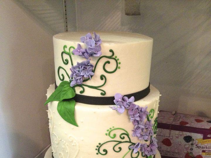 Tmx 1424031031906 Img1806 Haddonfield wedding cake