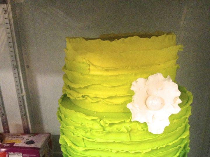 Tmx 1424031051451 Img1809 Haddonfield wedding cake