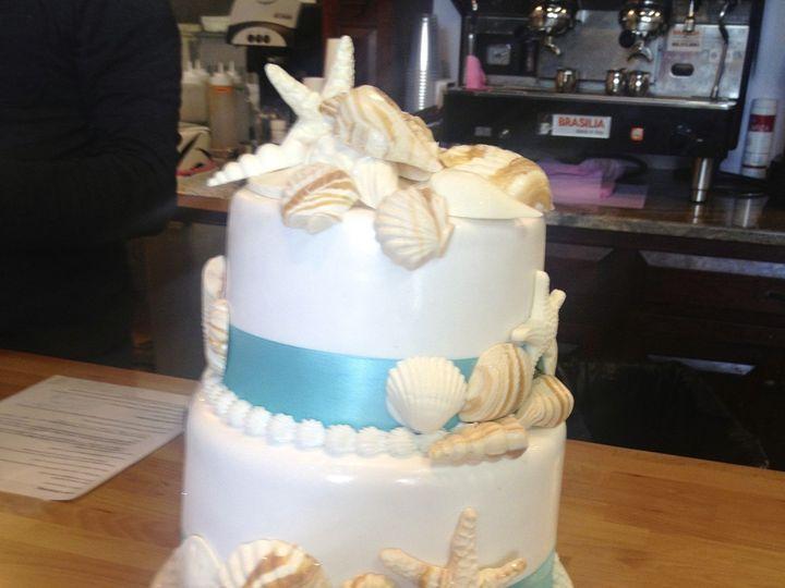 Tmx 1424031071799 Img1837 Haddonfield wedding cake