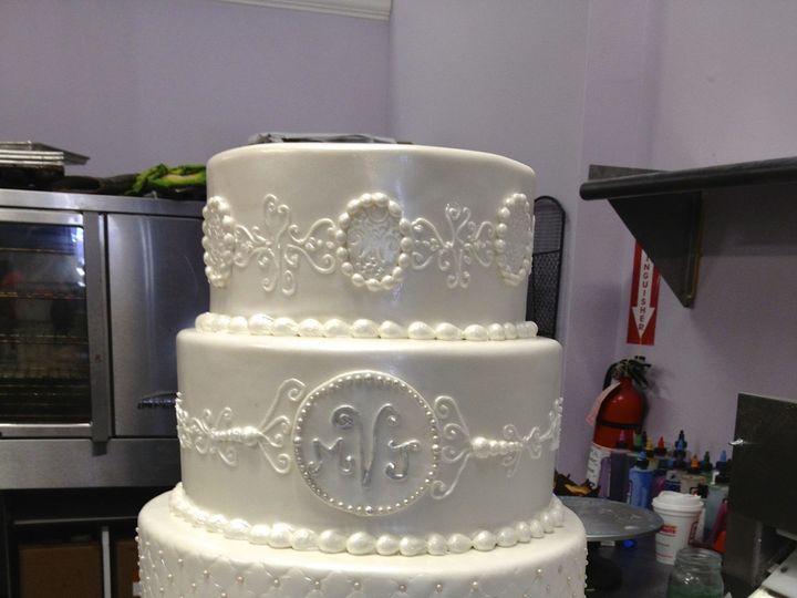 Tmx 1424031147479 Img1952 Haddonfield wedding cake
