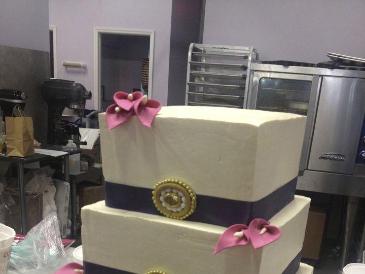 Tmx 1424031215169 Img2113 Haddonfield wedding cake