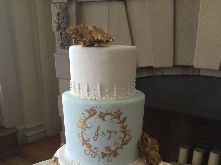 Tmx 1424031232816 Img2114 Haddonfield wedding cake