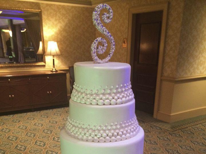 Tmx 1424031251903 Img2115 Haddonfield wedding cake