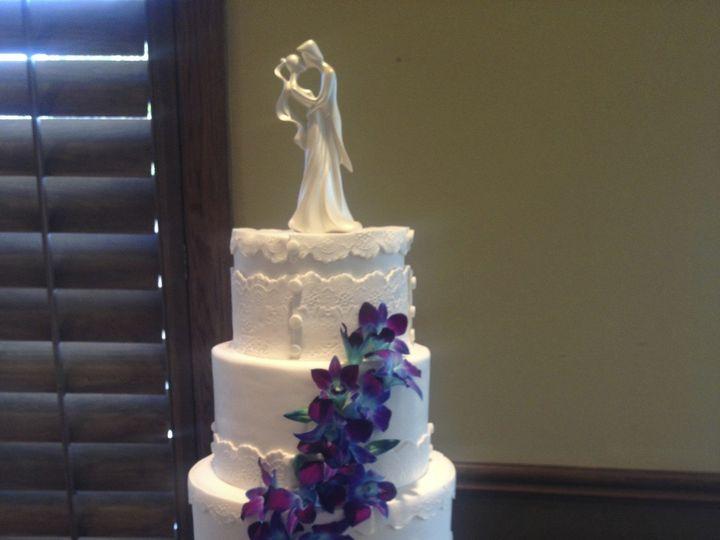 Tmx 1424031291397 Img2164 Haddonfield wedding cake