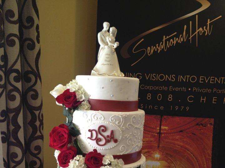 Tmx 1424031309217 Img2166 Haddonfield wedding cake