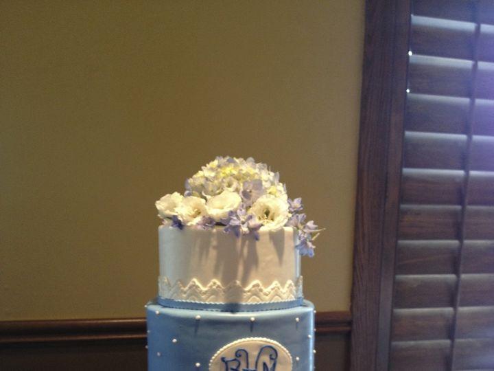Tmx 1424031325994 Img2195 Haddonfield wedding cake