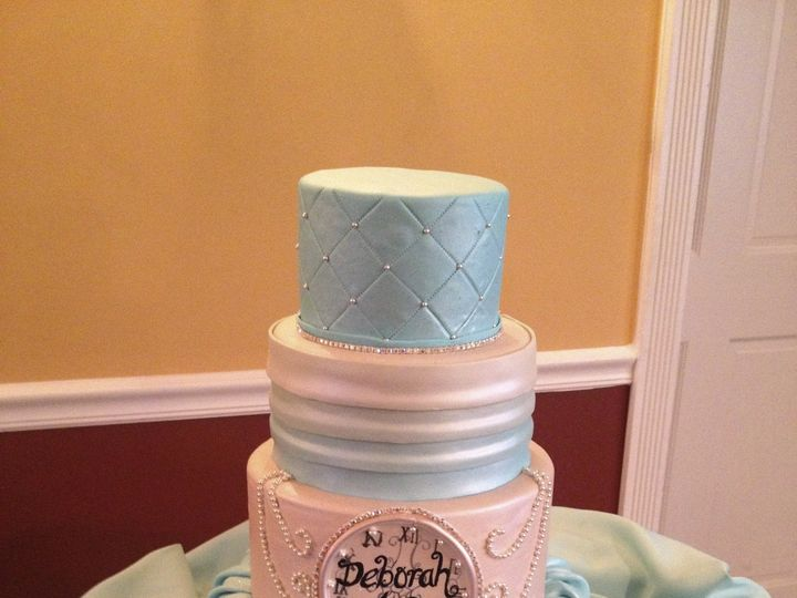 Tmx 1424031346059 Img2196 Haddonfield wedding cake