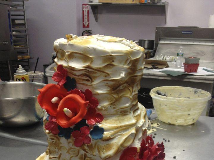 Tmx 1424031373456 Img2245 Haddonfield wedding cake