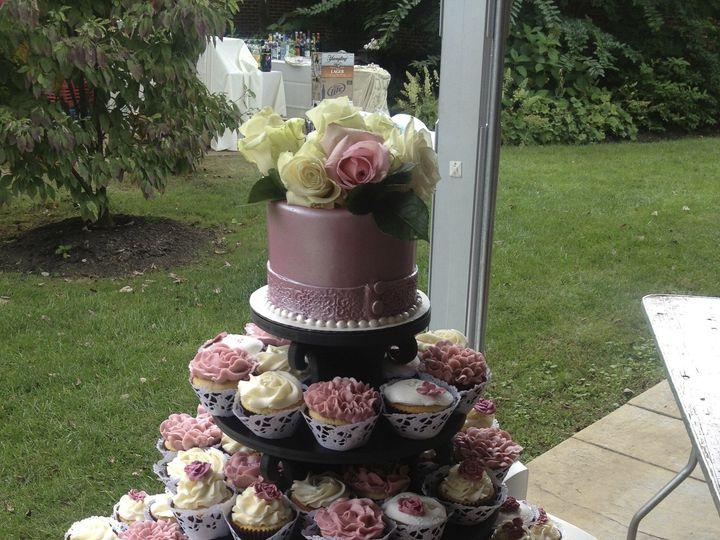 Tmx 1424031421209 Img2272 Haddonfield wedding cake
