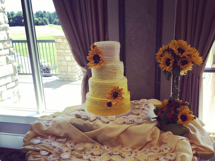 Tmx 1424031450756 Img2275 Haddonfield wedding cake