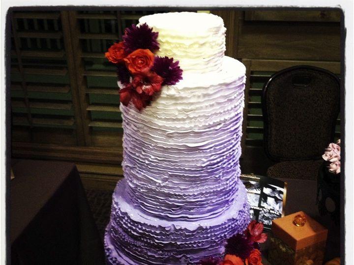 Tmx 1424031533595 Img2351 Haddonfield wedding cake