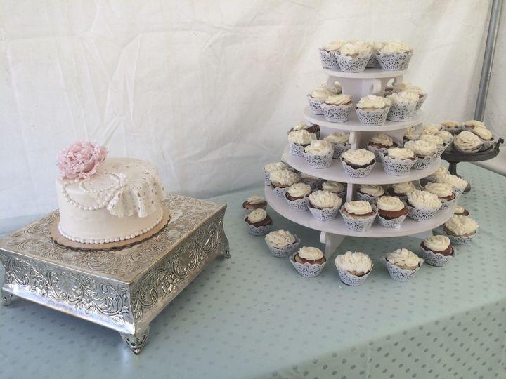 Tmx 1424031652972 Img2453 Haddonfield wedding cake