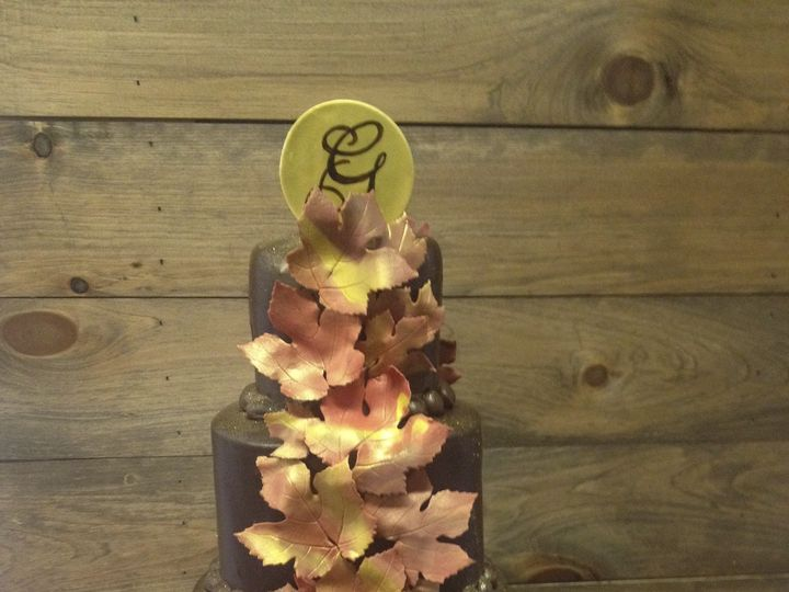 Tmx 1424031726611 Img2722 Haddonfield wedding cake