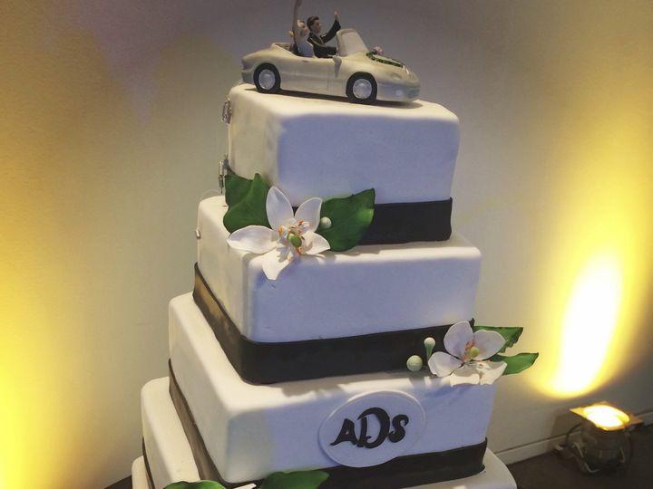 Tmx 1424031899658 Img2988 Haddonfield wedding cake