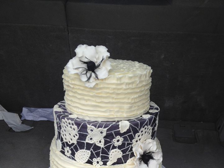 Tmx 1424032005409 Img3292 Haddonfield wedding cake