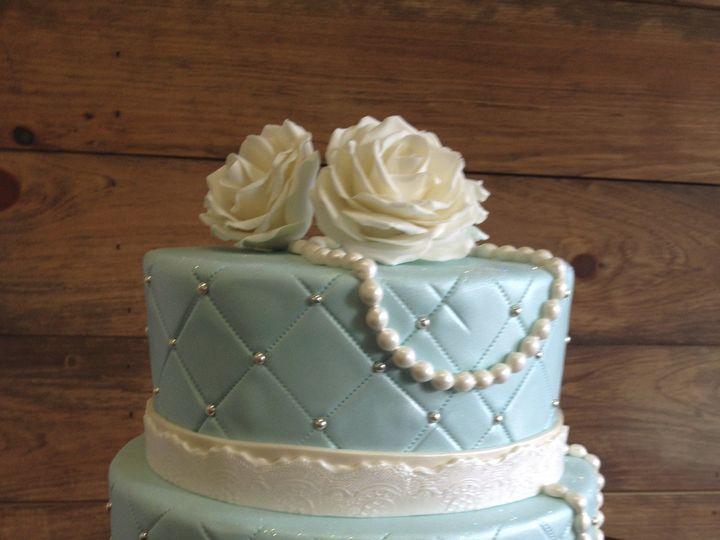 Tmx 1424032078707 Img3391 Haddonfield wedding cake