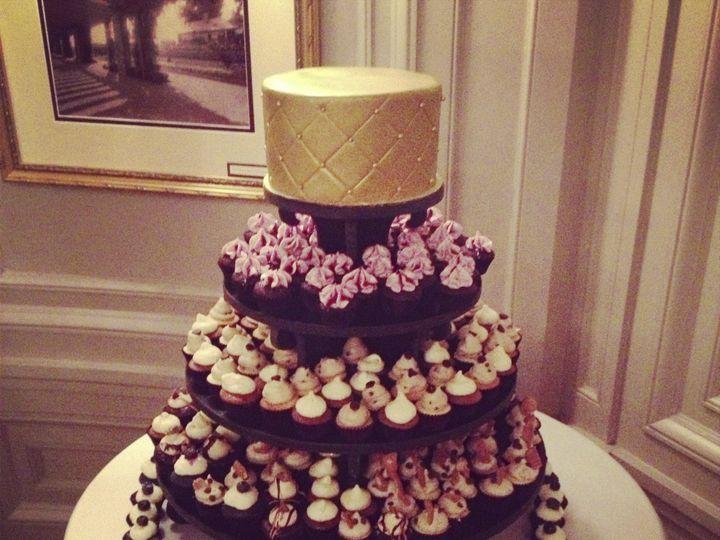 Tmx 1424032102815 Img3428 Haddonfield wedding cake