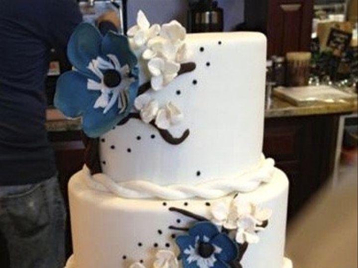 Tmx 1424032128395 Img4042 Haddonfield wedding cake