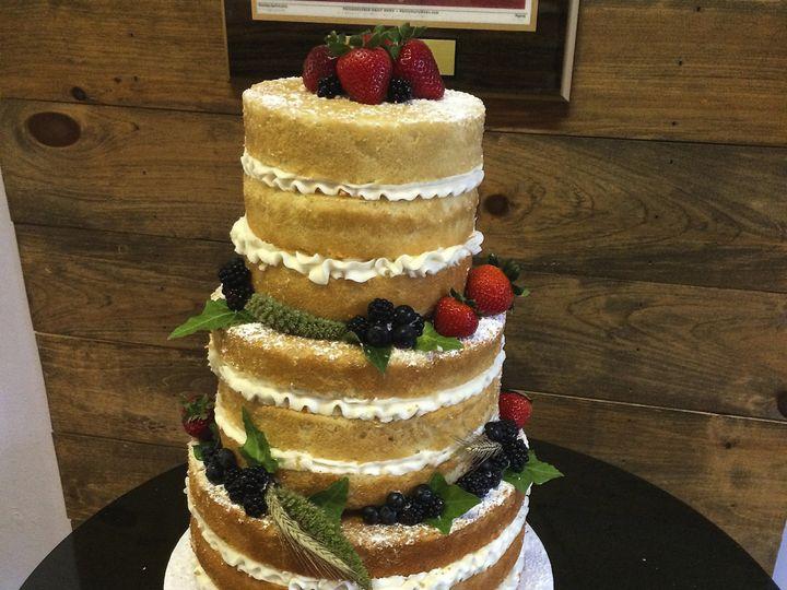 Tmx 1424032388017 Img4630 Haddonfield wedding cake