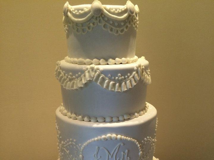 Tmx 1424032436955 Img4824 Haddonfield wedding cake
