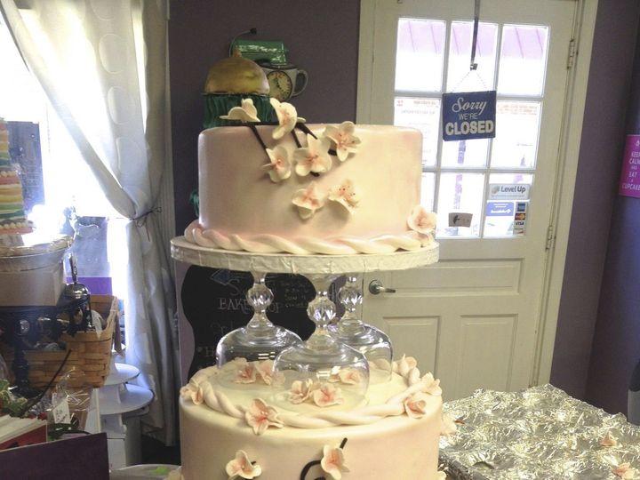 Tmx 1424038235612 178608280023072118953534581554o Haddonfield wedding cake