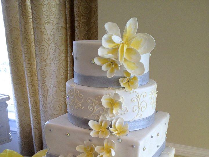 Tmx 1424038252698 Img0443 Haddonfield wedding cake
