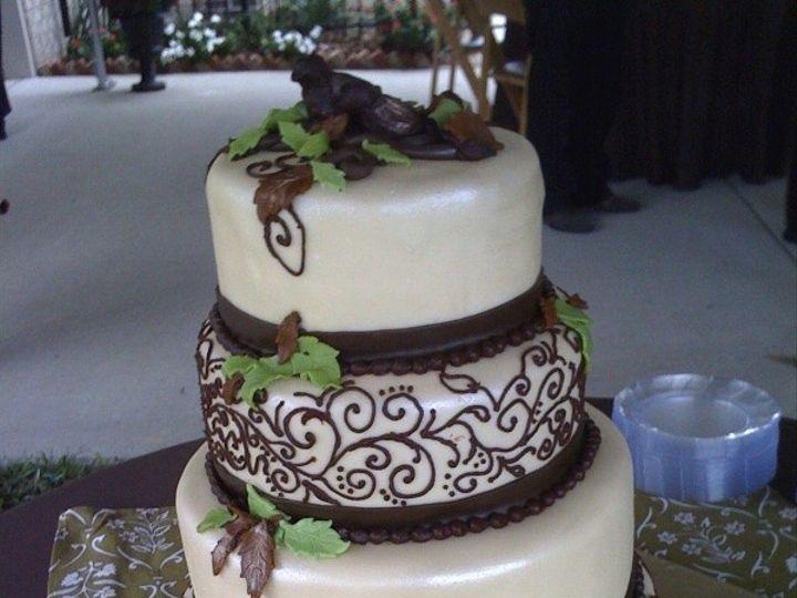 Tmx 1424038267252 Img0525 Haddonfield wedding cake