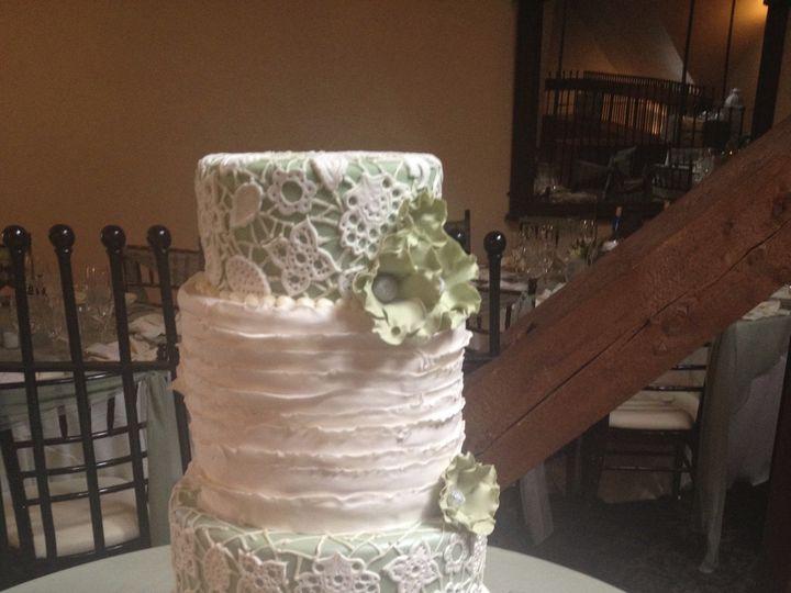Tmx 1424038273232 Img0587 Haddonfield wedding cake