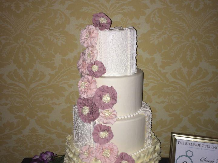 Tmx 1424038307678 Img6187 Haddonfield wedding cake