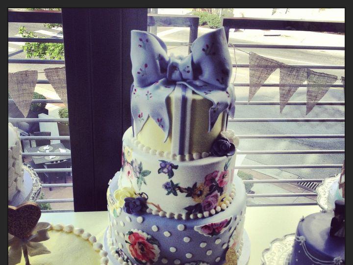 Tmx 1424038357868 Img6748 Haddonfield wedding cake