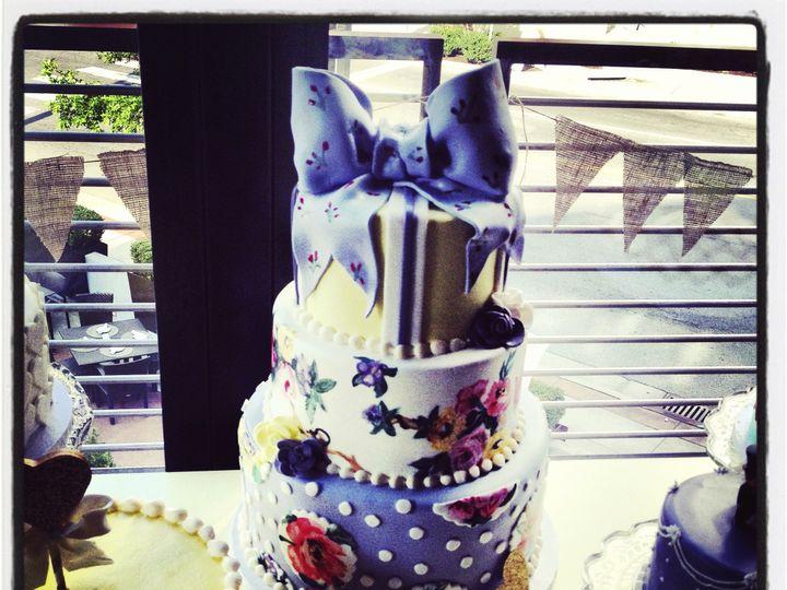 Tmx 1424038391440 Img6752 Haddonfield wedding cake