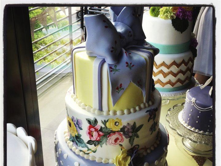 Tmx 1424038424325 Img6757 Haddonfield wedding cake