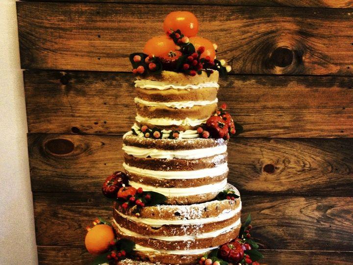 Tmx 1424038477110 Img8121 Haddonfield wedding cake