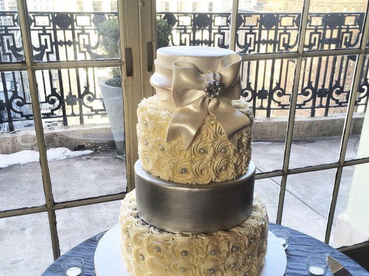 Tmx 1424038505956 Img8757 Haddonfield wedding cake