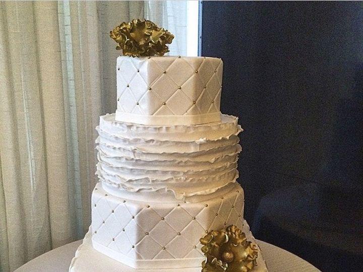 Tmx 1424038520807 Img9666 Haddonfield wedding cake