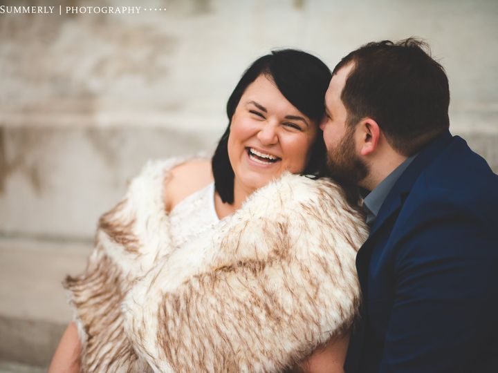 Tmx Monument Circle Elopement 51 937963 158334645147944 Indianapolis, IN wedding officiant