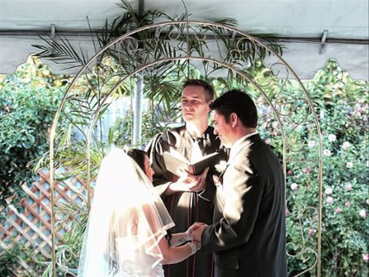 Tmx 1324580594502 IMG0041AaronChristyemail Redlands wedding officiant