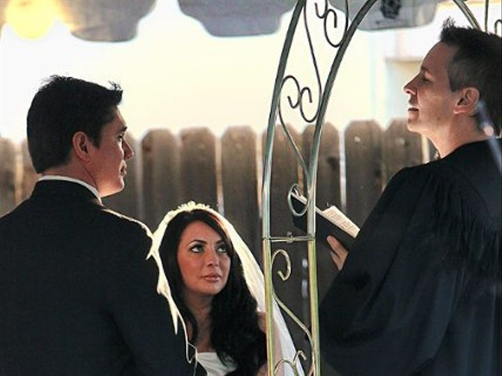 Tmx 1324580620752 IMG0052AaronChristyemail Redlands wedding officiant