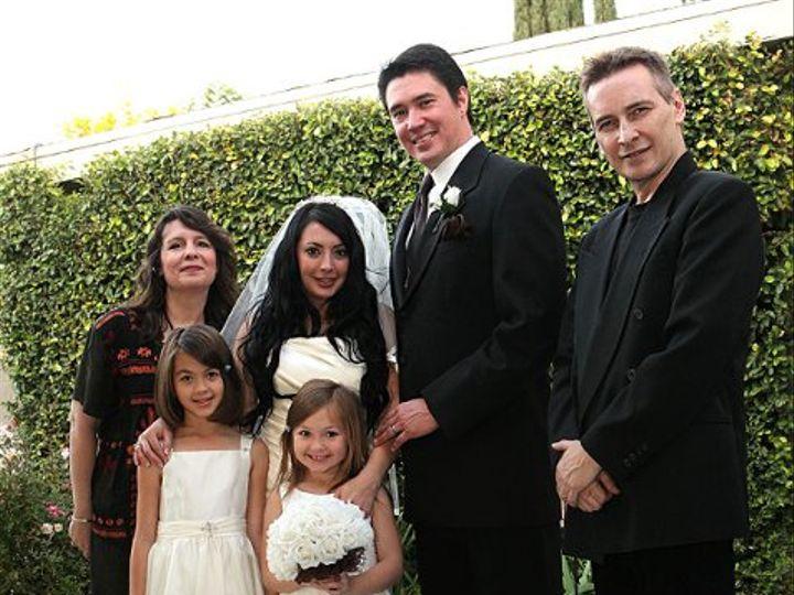 Tmx 1324580648783 IMG0161PastorWifeChristyGirlsAaronemail Redlands wedding officiant