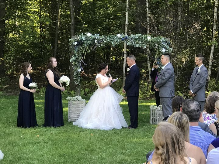 Backyard Ceremony,Pi